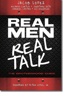 Real Men Real Talk (FRONT COVER- website size))