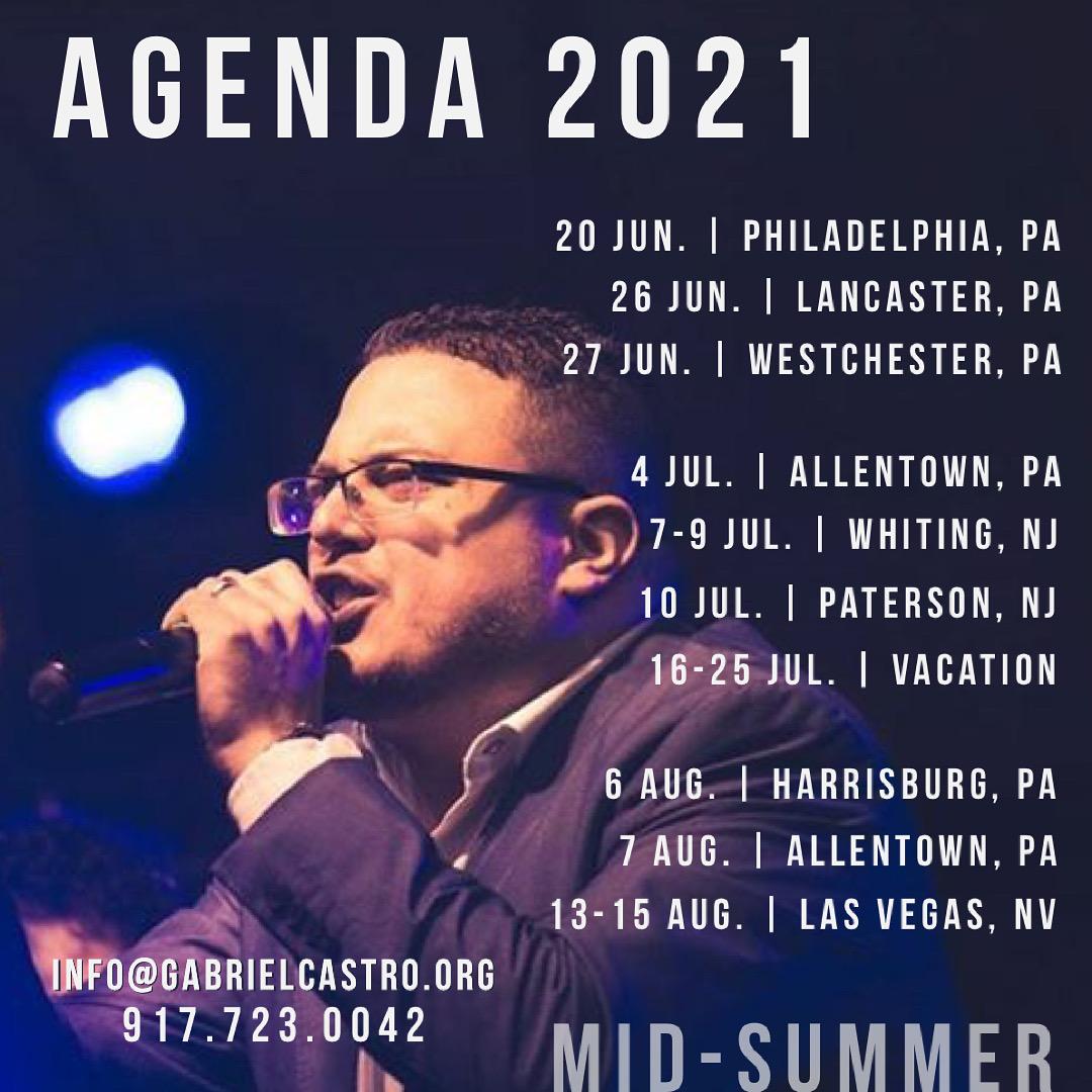 Agenda 2021 ( mid summer)